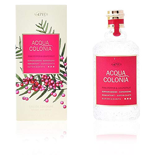 4711 Acqua Colonia Pink Pepper & Grapefruit Agua de Colonia Vaporizador - 50 ml