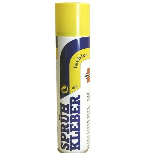 Kleber Sprühkleber farblos 400ml Dose Bastelkleber Universalkleber Materialkleber