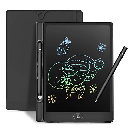 LCD Writing Tablet with Stylus, YU SHANG 8.5 inch Colorful...