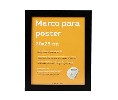 Marco Pequenos (Negro, 20x25)