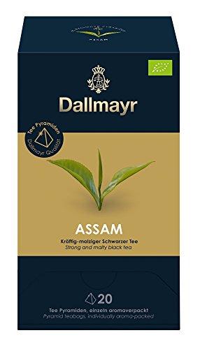 Dallmayr Teepyramide Assam BOP Bio, 1er Pack (1 x 50 g)