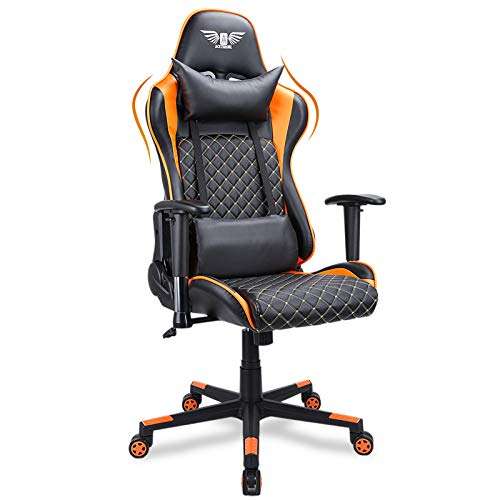 Acethrone Gaming Chair High Back Computer Chair Soft PU leather office Desk...