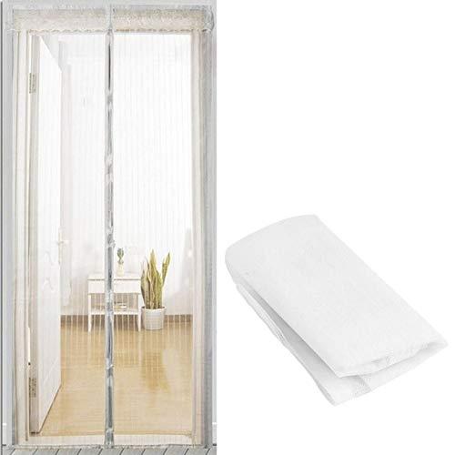 Deirdre Agnes Zomer anti-muggen en vliegengordijnen sluiten automatisch het deurscherm raam keukengordijn hor 80x210cm