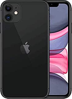 Apple iPhone 11-128GB - Network Unlocked - Black (Renewed)
