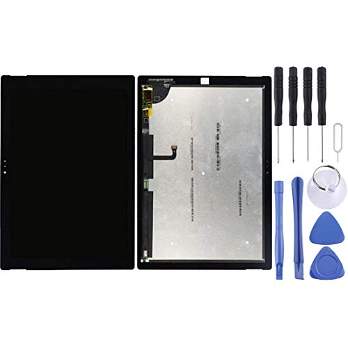 Cici's Pick LCD Screen and Digitizer Full Assembly for Microsoft Surface Pro 3/1631 /TOM12H20 (Color : Color1)