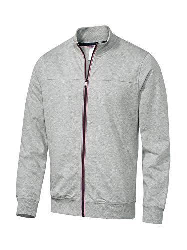 Joy Sportswear Freizeitjacke Pedro 48, Titan Melange