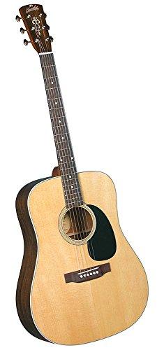 Blueridge Guitars 6 String Acoustic Guitar, Right Handed, Dreadnaught Sitka (BR-60)