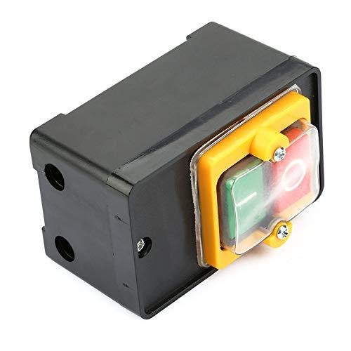 Botón pulsador, interruptor de interruptor de circuitos eléctricos de 220 V para maquinaria textil