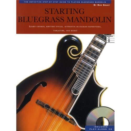 Bob Grant: Starting Bluegrass Mandolin. Für Mandoline