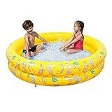 A/A Piscina infantil hinchable de jardín, piscina para niños, piscina para bebés, bañera inflable, para familias, jardín y exteriores
