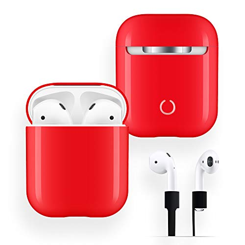 AirPods Case Protective, FRTMA Hard PC [No Collect Dust] Cover and Case for Apple AirPods with...