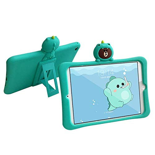 Tablet Protective Case For Ipad 2 3 4 Flip Smart Stand Cover Silicone Cute Cartoon Illustration Cases For Ipad 2 3 4 Cover,For Ipad10.5