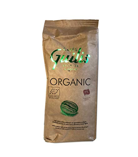 Eco Beans - Café en Grano Ecológico - Guilis - 100% Arábica