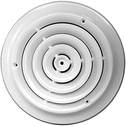 TOOL Super-cheap TIME C800-06 Round Atlanta Mall in. Ceiling Diffuser 6