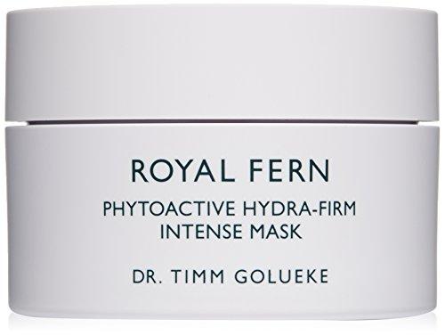 Royal Fern, Mascarilla hidratante y rejuvenecedora para la cara - 50 ml.