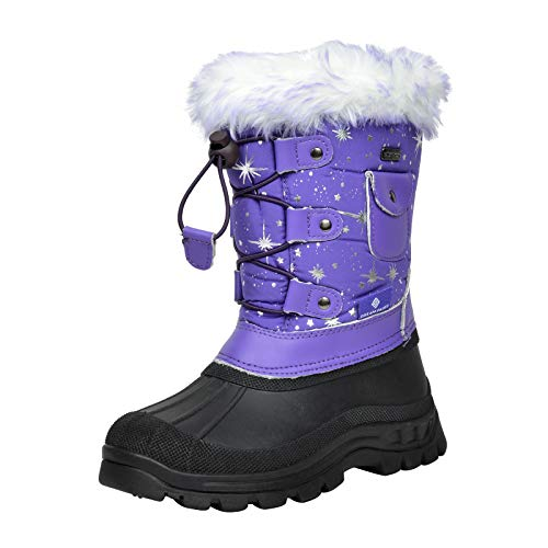 Child Size 4 Snow Boots