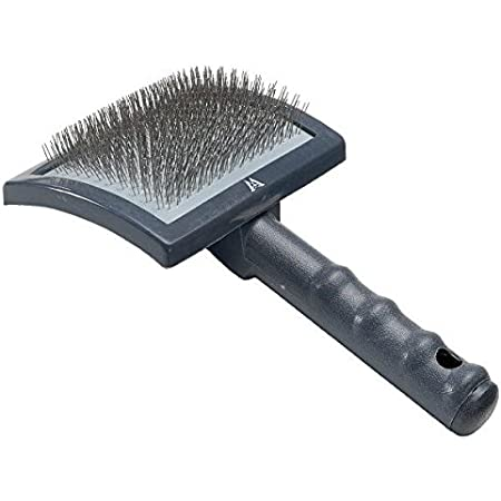 Millers Forge Curved Slicker Brush Large