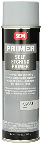Best self etching primer gallon for 2020