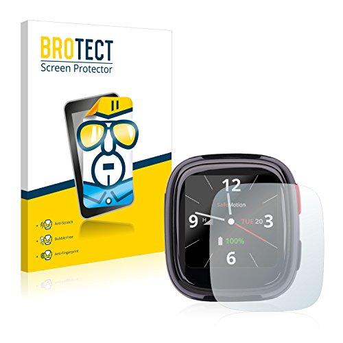 BROTECT Schutzfolie kompatibel mit SafeMotion S3 (2 Stück) klare Bildschirmschutz-Folie
