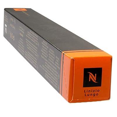 50Linizio Lungo capsules dosettes Nespresso–Original