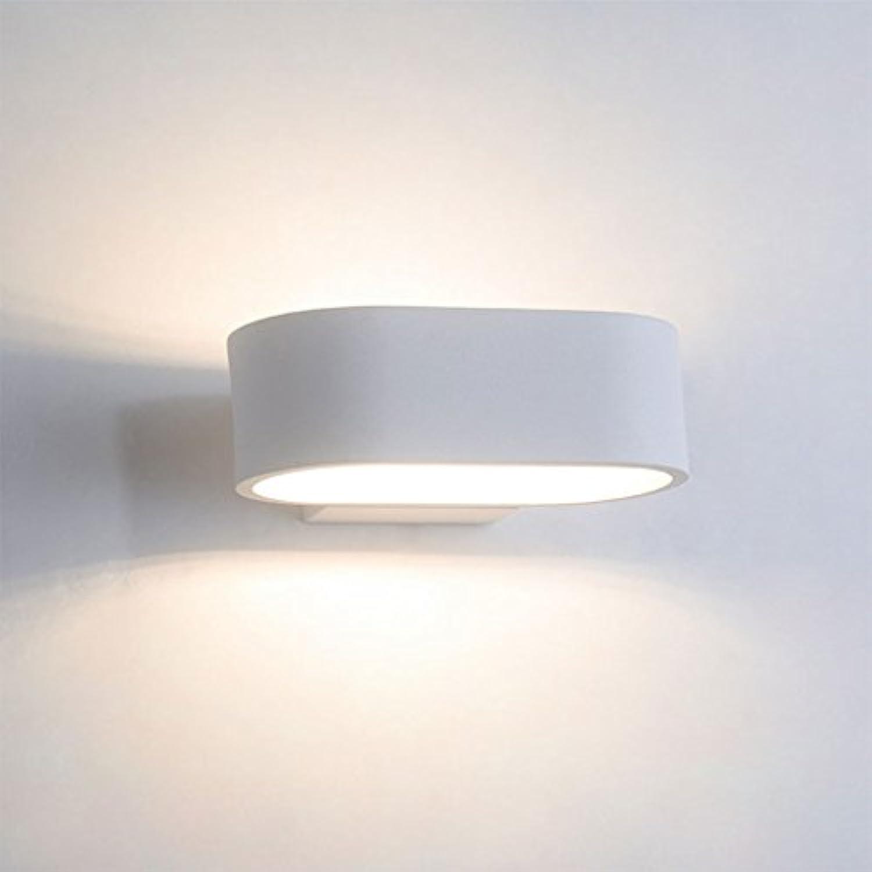 Wandleuchte WYQLZ Schlafzimmer Nachttisch LED Gang Wohnzimmer Studie Dekoration Einfache Moderne Dekoration Nachtlicht, warmes weies Licht, Hochwertige dekorative Beleuchtung