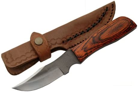 Szco Supplies SM0016 Real File Fashion Skinning Knife Sawmill Fort Worth Mall