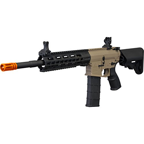Tippmann Tactical Commando AEG Carbine 14.5in Airsoft Rifle Tan