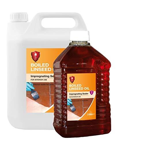 LTP LTP/11/5 - Aceite de linaza hervido (5 L)