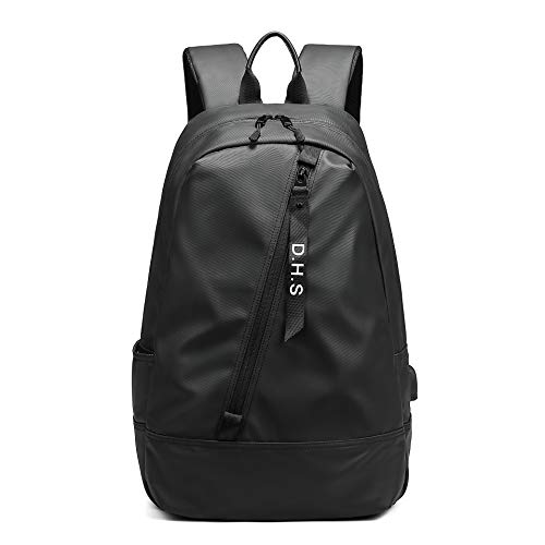 [FONOSYU] リュック バックパック ビジネスリュック リュックサック 旅行カバン メンズ レディース カジュアル 防水 pc収納 USB付き 男女兼用 軽量 大容量 通勤 通学 旅行 鞄 バッグ カバン