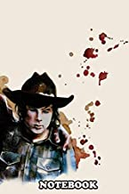 Notebook: Rick And Carl Grimes , Journal for Writing, College Ruled Size 6