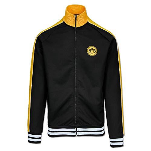 Borussia Dortmund BVB-Retro-Freizeitjacke M