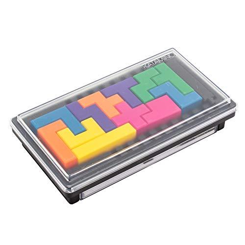 [ギガミック] Gigamic カタミノ ポケット KATAMINO POCKET パズルゲーム ミニサイズ GZKP 3.421271.302049 おもちゃ 知育 玩具 子供 脳トレ ボードゲーム [並行輸入品]