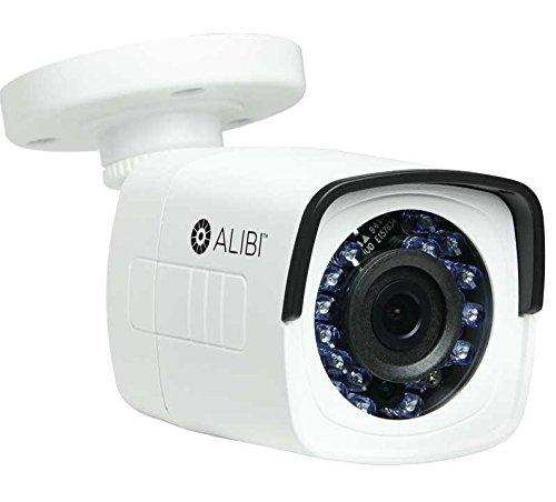 Check Out This Alibi 2.0 Megapixel 390' IR WDR Motorized AF Varifocal IP Bullet Security Camera