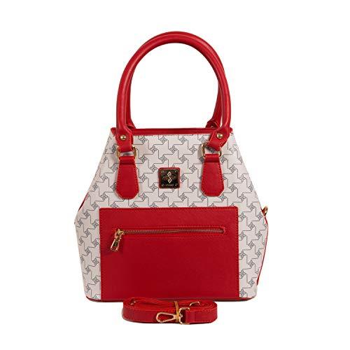 Gio&Mi Handtas voor dames als modieuze tote-bag | Handtas elegant als schoudertas | Dames handtas veganistisch met veel ruimte | Handtas met schouderriem