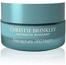 Christie Brinkley | Recapture 360 Night- Reparative Anti-Aging Night Treatment | 1.0 Ounces