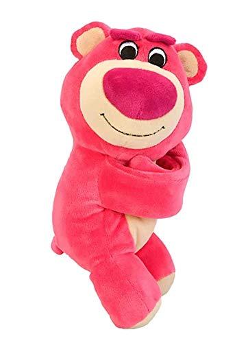 Disney Store, Lotso - Pulsera de peluche (juguete suave)