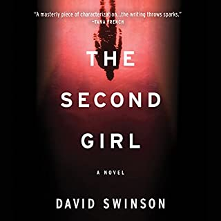 The Second Girl cover art