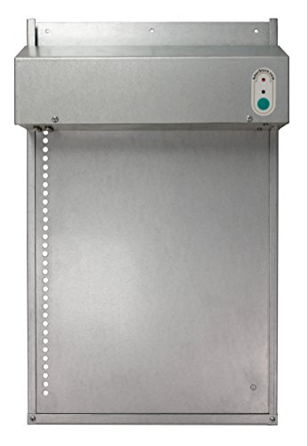 ADOR1 Automatic Chicken Coop Door, Complete with Battery
