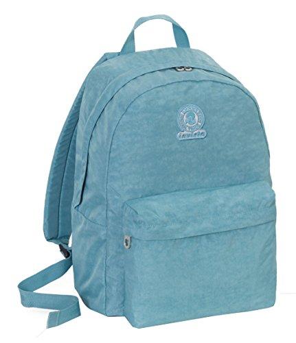 Backpack ROUNDAST - INVICTA - LOGO - Azzurro 25Lt
