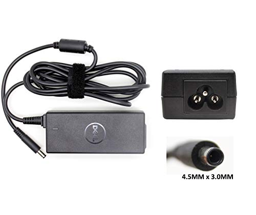 Dell Genuine 45W Adapter Laptop Charger Inspiron 13 14 15 17: 5368 7347 7348 7352 7353 7359; 3451 3452 5451 5458 7437; 3551 3552 3558 5551 5552 5555 5558 5559 5568 7558 7568; 5755 5758 5759
