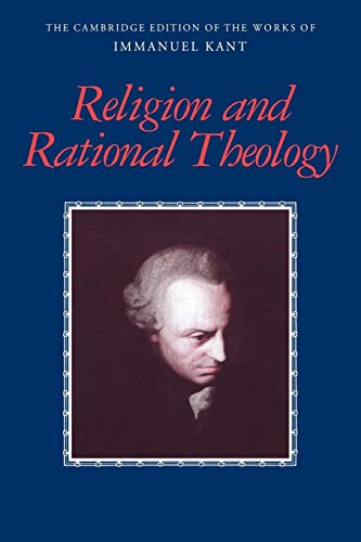 Religion and Rational Theology (The…