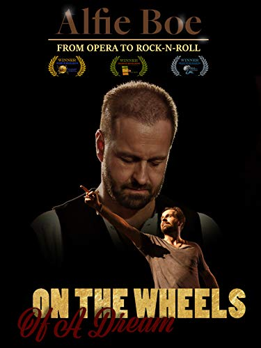 Alfie Boe: On The Wheels of A Dream for sale  Delivered anywhere in UK