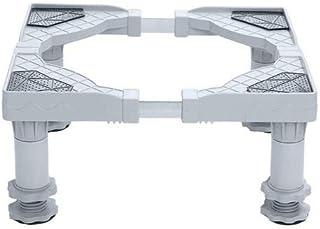 liankeshop 洗濯機 かさ上げ台 冷蔵庫 置き台 しっかりベース 防音 防振 耐食性タイプ 調節可能な伸縮式 荷重300kg