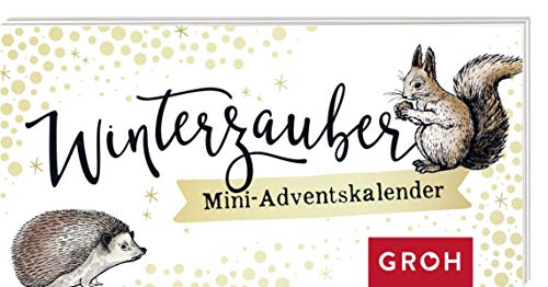 Winterzauber: Mini-Adventskalender