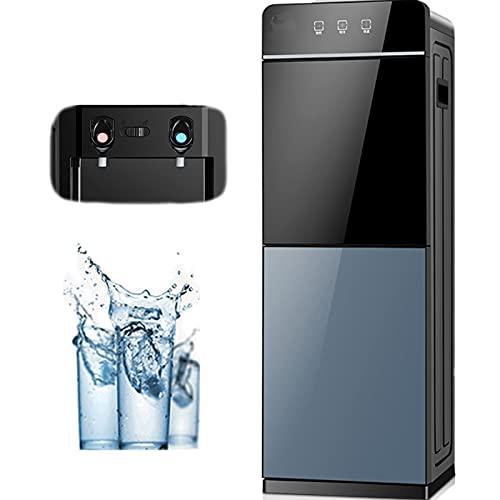 TXYJ Dispensador de Agua Caliente, Dispensador Agua, Cuerpo Calefactor de Acero Inoxidable, Hogares Cocinas Oficinas Dormitorios,Azul