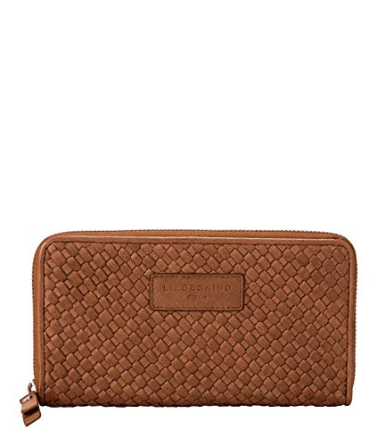 Liebeskind Berlin Damen Santa Fe Gigi Geldbörse, medium brown-8768, 2x10x20 cm
