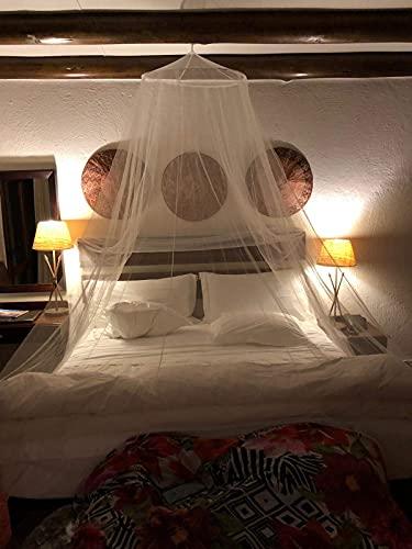 Mosquitera para Viajes y acampadas impregnada para 2 Personas. 65x 250 x 1250 cm