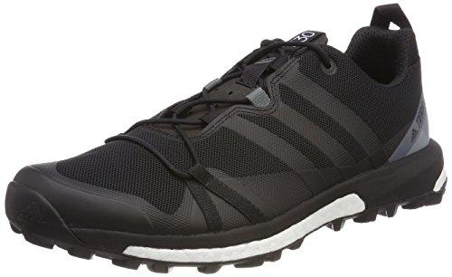 adidas Terrex Agravic, Zapatillas de Cross Hombre, Negro (Core Black Core Black Vista Grey S15), 41 1 3 EU