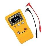 kesoto M6013 5 Dígitos Medidor de Capacitancia con Clips de Prueba Herramientas de Diagnóstico, Test y Medidores