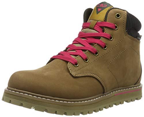 CMP Damen Dorado Combat Boots, Braun (Toffee Q820), 38 EU